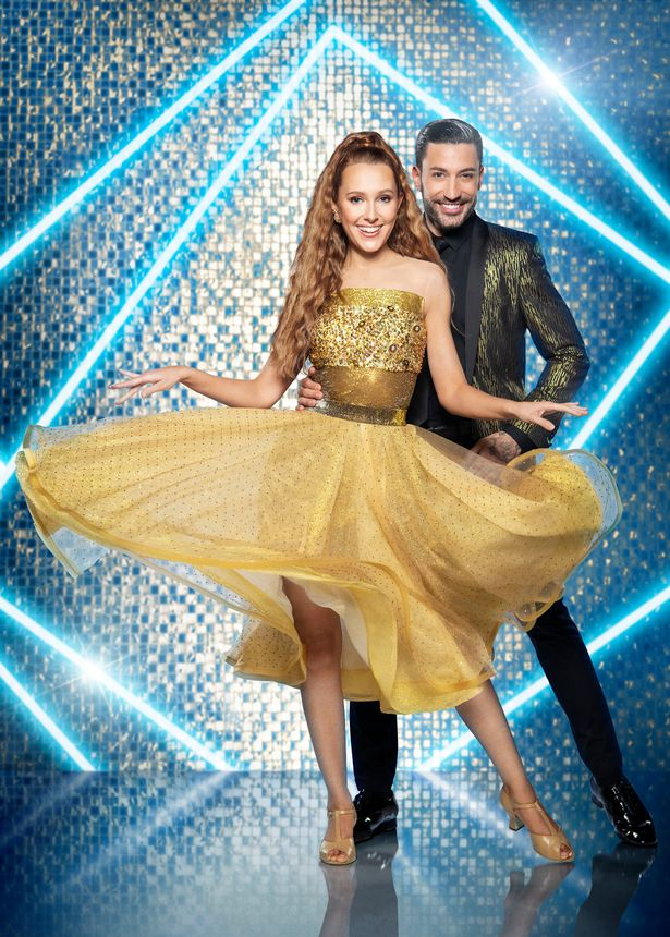 EastEnders star Rose Ayling-Ellis has partnered up with professional dancer Giovanni Pernice