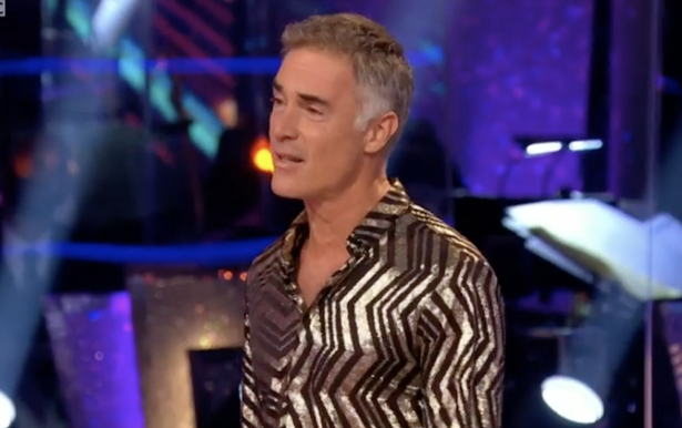 Strictly's Greg Wise opens up about sweet gift he handed to rivals before show debut