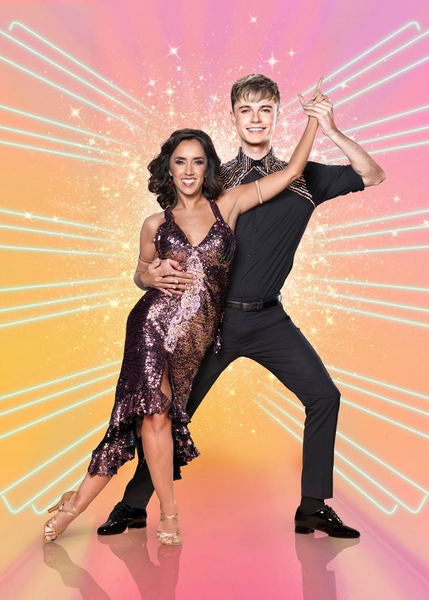 The singer appeared on Strictly last year