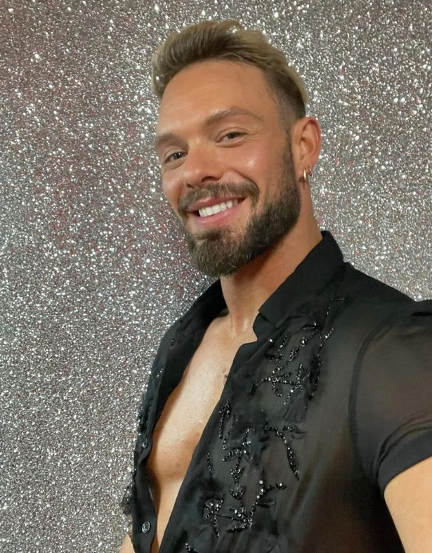 Great British Bake Off winner John Whaite has said it's 'not about gender' ahead of his first Strictly appearance