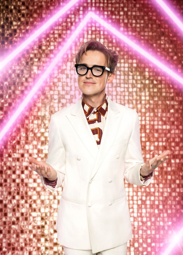 Tom Fletcher confessed he and AJ Odudu knew each other was on Strictly