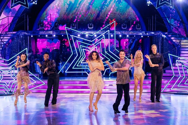 This Saturday will see the first live show where all of the celebs will perform a routine with their new professional partners