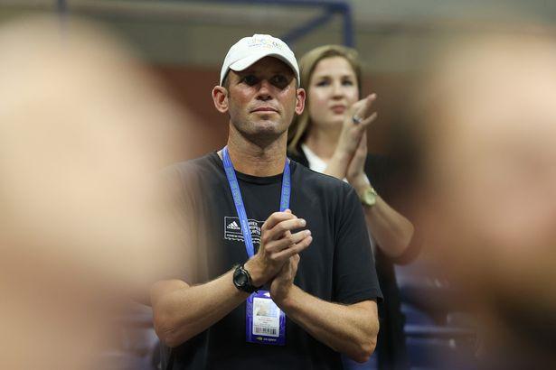 Andrew Richardson, coach of Emma Raducanu