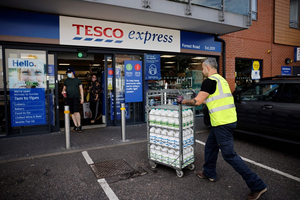 Tesco accused of 'racism' after security tags spotted on £3.75 Jamaican wine