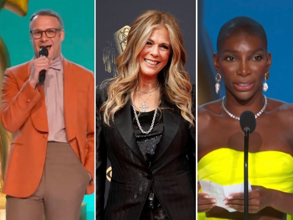 The 8 funniest moments and memes from the 2021 Emmys