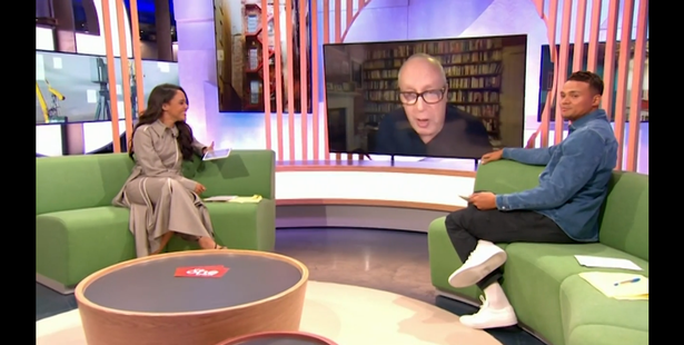 The One Show takes awkward turn as Sage expert sternly swipes at Jermaine Jenas