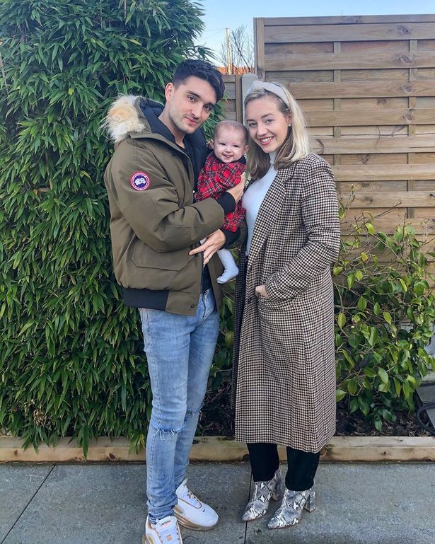 Kelsey Parker has revealed that she and Tom will try for another child in the future