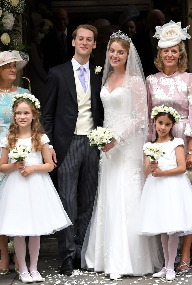 There has been three royal weddings this month - and you probably missed them all