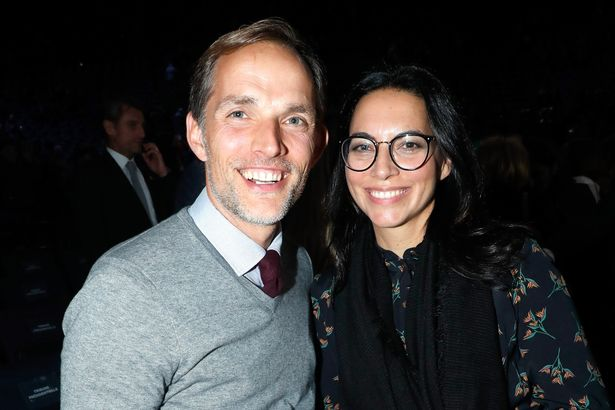 Thomas Tuchel's wife Sissi plays a big part in helping her husband through his career