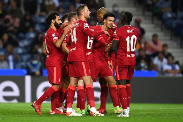 Three things Jurgen Klopp got right as Liverpool thump Porto but one he got wrong