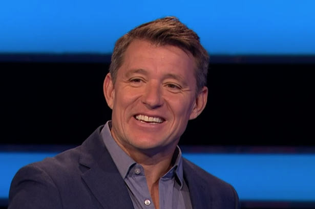 Tipping Point's Ben Shephard left fans confused as he continues to repeat word