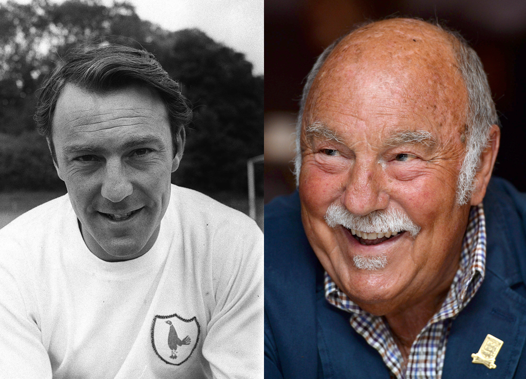 Tributes pour in for football legend Jimmy Greaves who has died aged 81