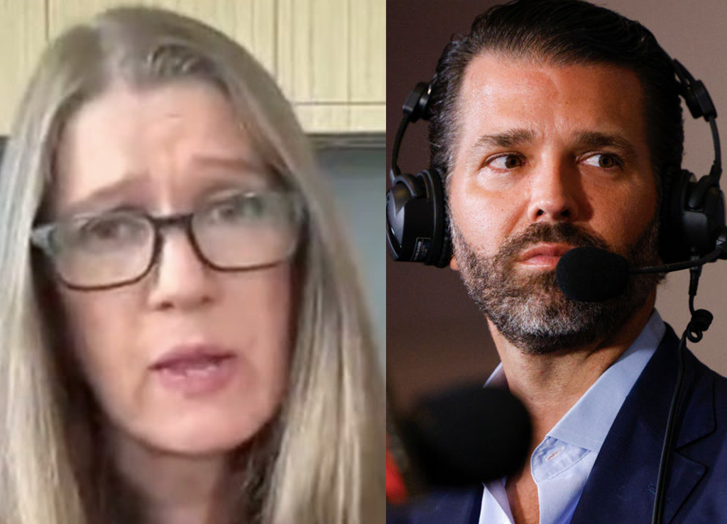Trump Jr's cousin calls him 'deeply unintelligent person' who could 'out racist anybody'