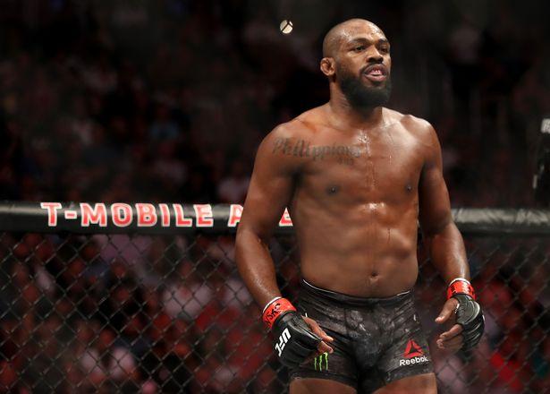 UFC star Jon Jones has been arrested in Las Vegas