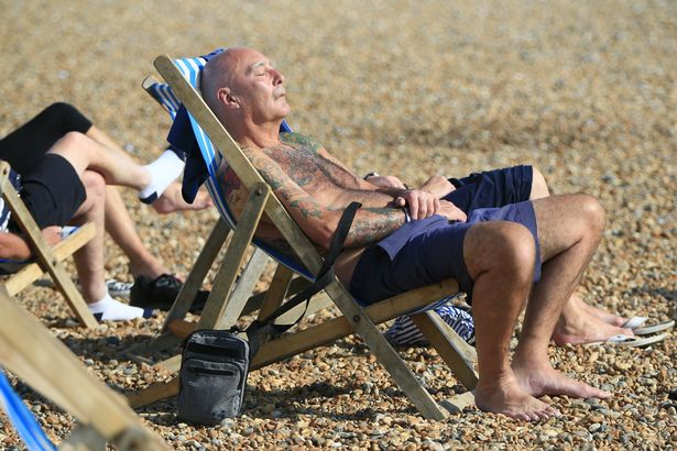 Brits final chance to enjoy the sun is coming to an end this weekend