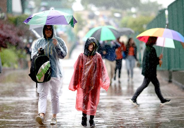 Millions of Brits will be hit with torrential downpours