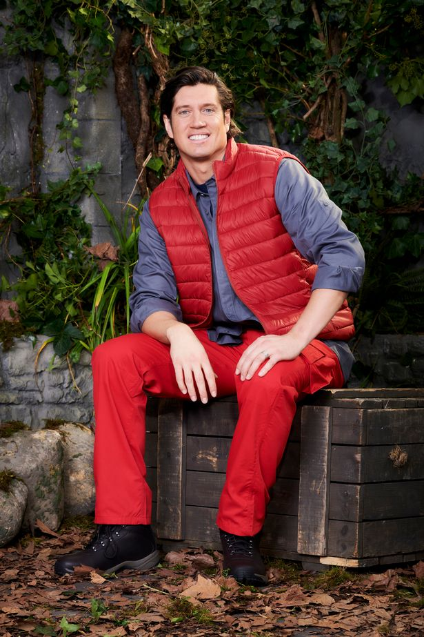 Vernon Kay I'm A Celebrity... Get Me Out Of Here!