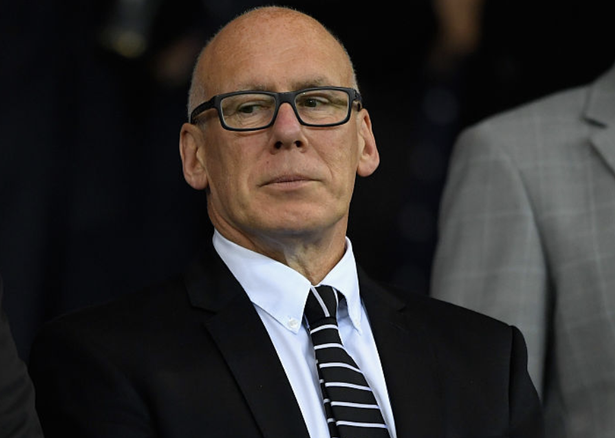 Derby chairman Mel Morris apologised to fans and staff about the situation