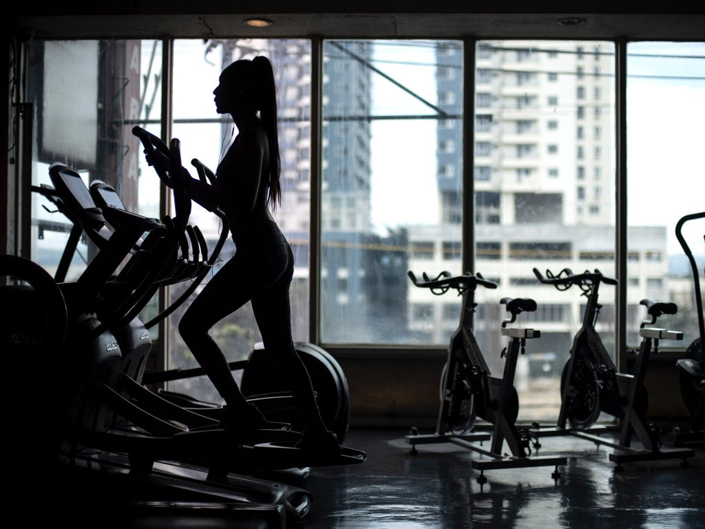 We need to talk about how some men are ruining the gym experience for women