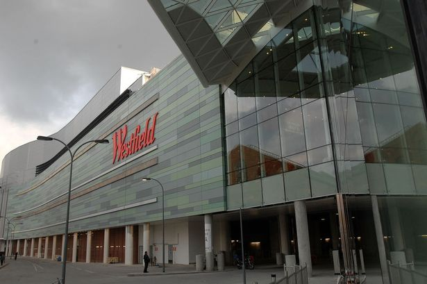 Westfield Shopping Centre evacuated as all 999 services rush to 'suspicious package'