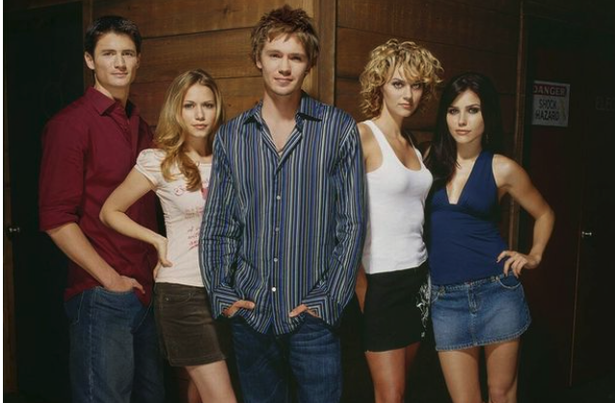 Where One Tree Hill cast are now - bitter co-star split, off-screen flings and TV snub