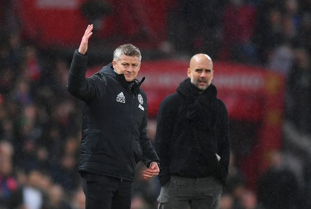 Man United will be facing Southampton at the same time as their cross-town rivals Man City