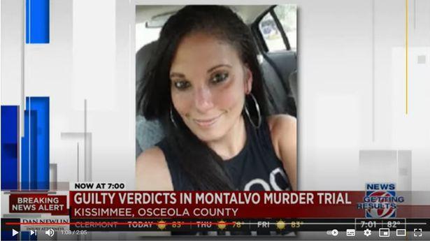 Nicole Montalvo had left her toxic ex Christopher Otero-Rivera