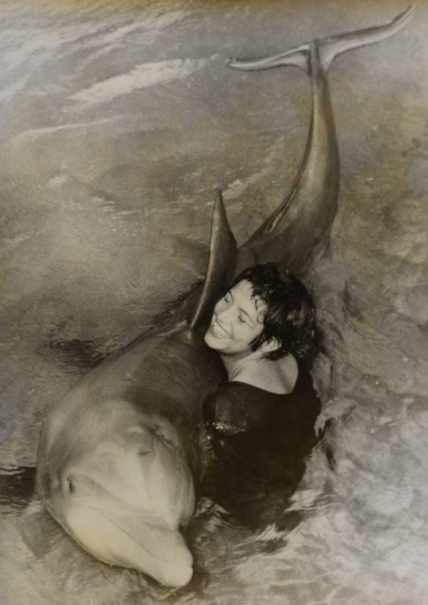 Margaret Howe Lovatt had loved animals since she was a little girl.