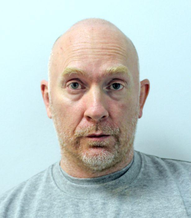 Mugshot of former police officer Wayne Couzens