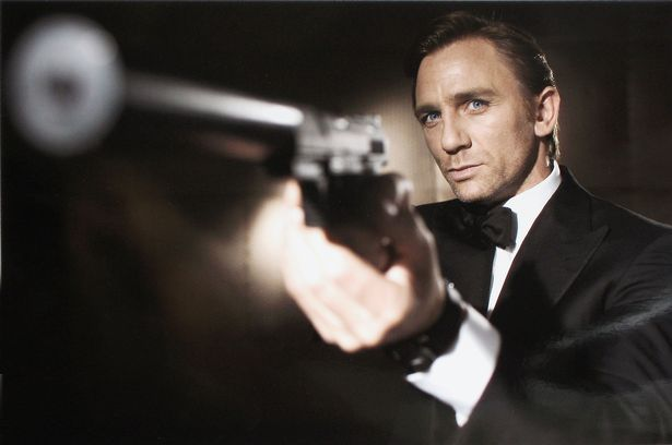 Daniel Craig is stepping down as 007 after five movies