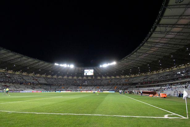General view of Mineirao Stadium prior a semi final second leg match between Atletico Mineiro and Palmeiras as part of Copa CONMEBOL Libertadores 2021 on September 28, 2021 in Belo Horizonte, Brazil.