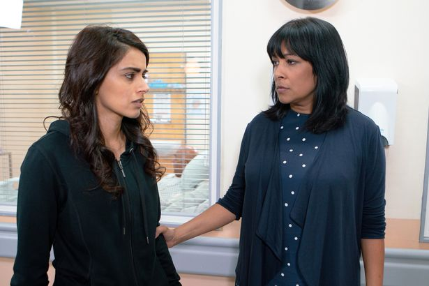 The Ash Kaur actress confirmed she auditioned for the role of Rana Habeeb on the ITV soap