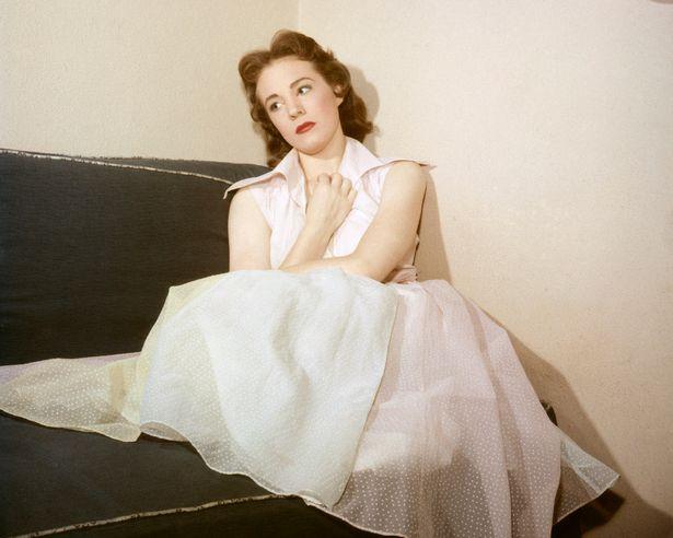 English actress and singer Julie Andrews, circa 1955.