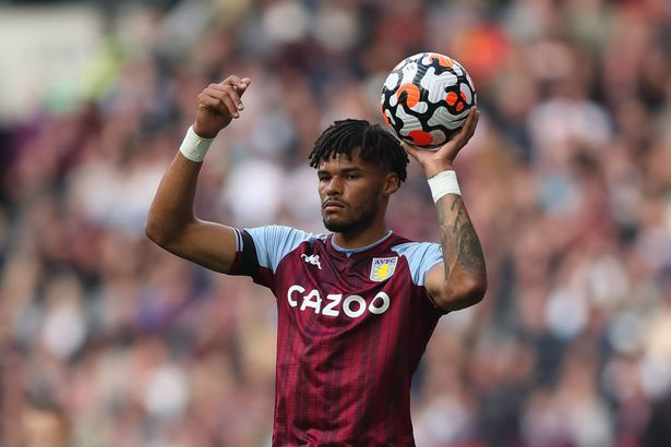 Tyrone Mings played the full 90 minutes against Spurs