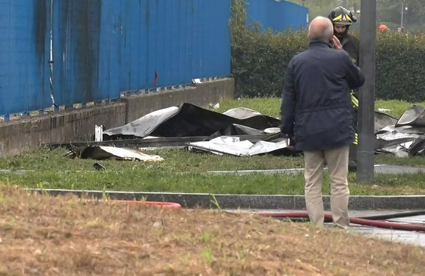 The crash led to eight deaths