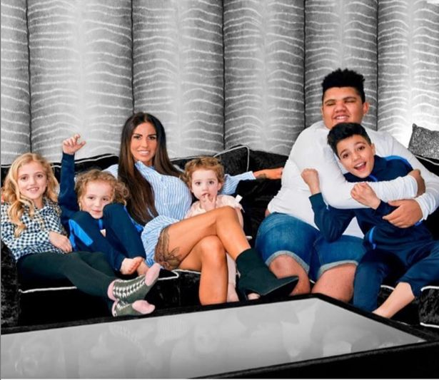 Katie Price's kids warned they'd 'never speak to her again' if she took cocaine
