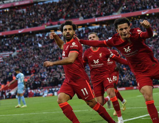 Liverpool super fan LeBron James gives verdict on Mohamed Salah after wonder goal