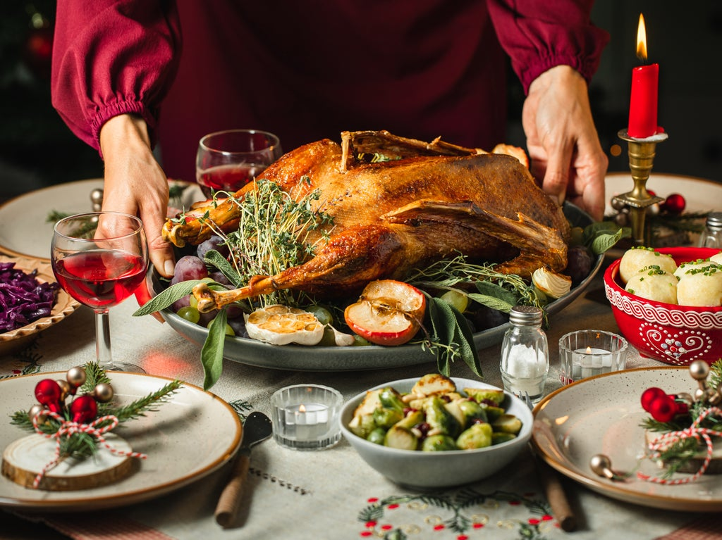 Due to worker shortages, pigs in blankets or gammon may be removed from the Christmas menu
