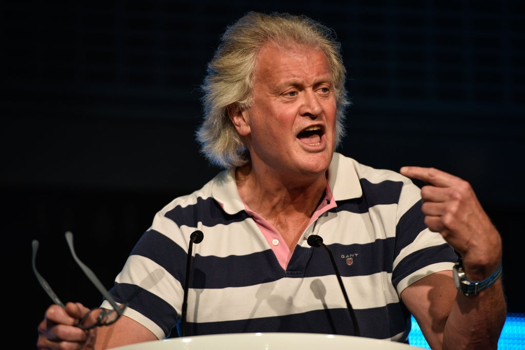 Wetherspoons has reported a record loss and people don't have much sympathy for Tim Martin
